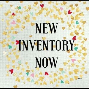 New inventory weekly